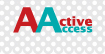 Active Access logo
